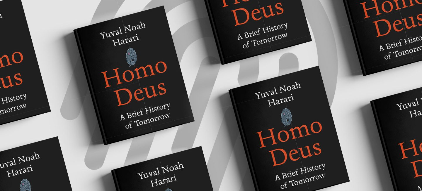 sách Homo Deus: A Brief History of Tomorrow