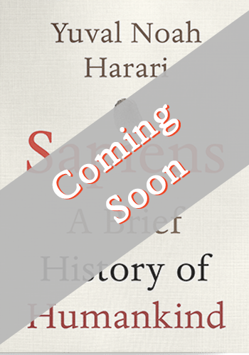 Coming Soon Sapiens