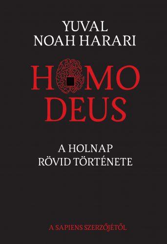 HOMO DEUS_front
