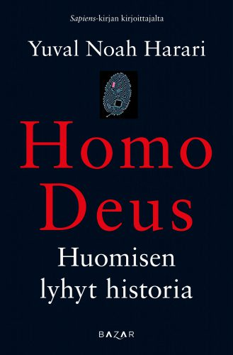 Homo Deus Finnish