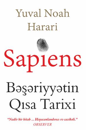 Sapiens Cover AZE