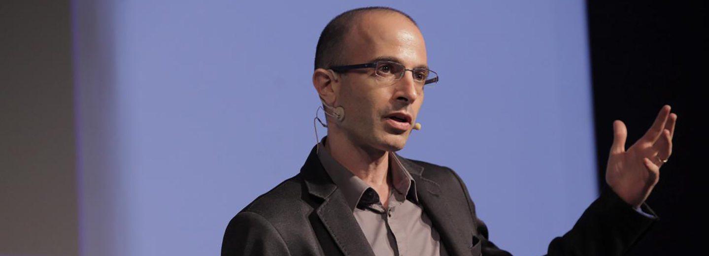 Image result for Yuval Noah Harari