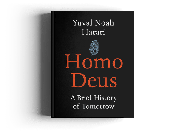 Kết quả hình ảnh cho Homo Deus: A Brief History of Tomorrow
