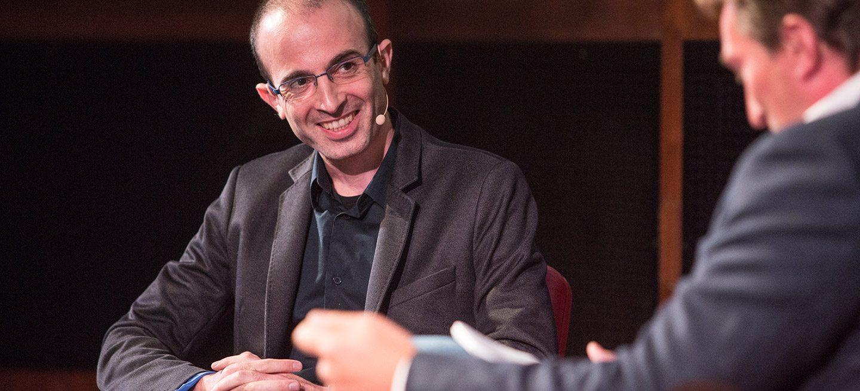 Official Website Yuval Noah Harari