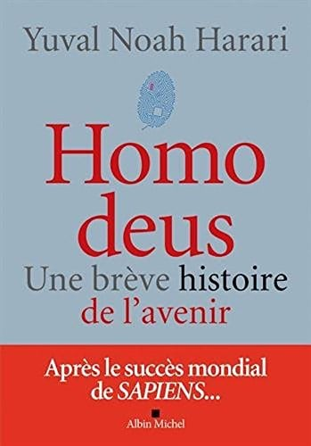 homo deus french edition