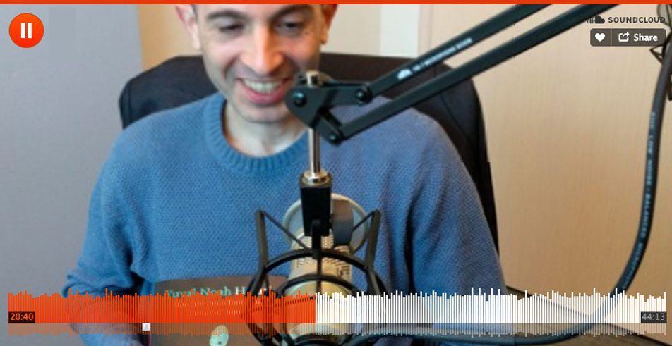 a16z Podcast: Brains, Bodies, Minds ... and Techno-Religions