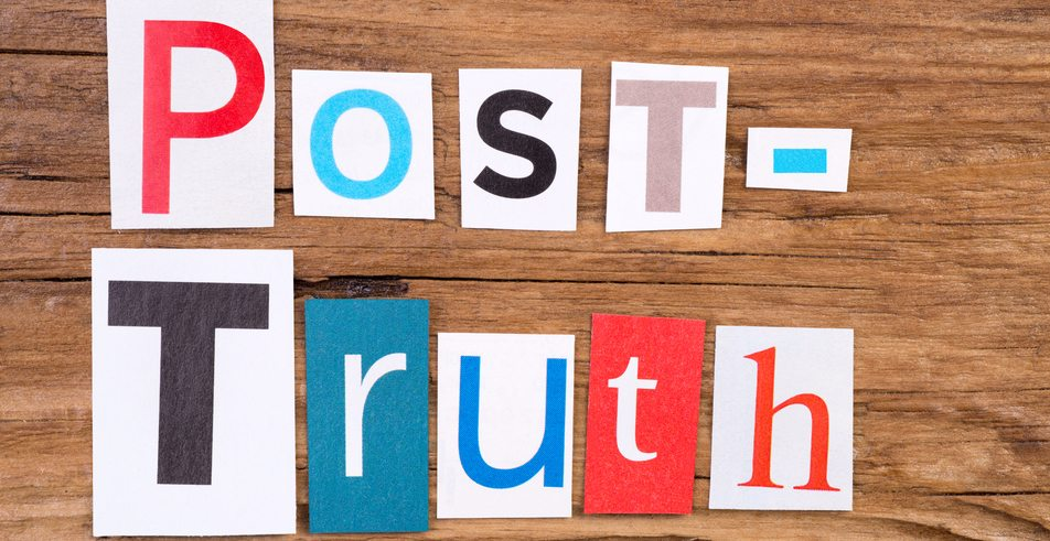 Humankind: The Post-Truth Species