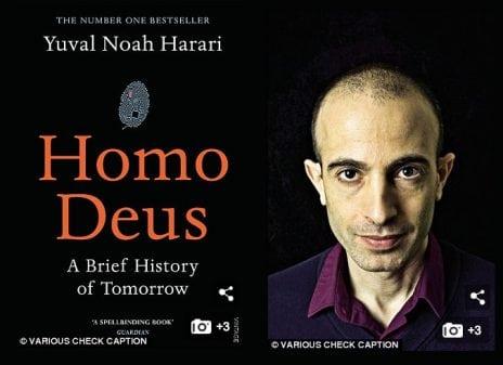 'Homo Deus' & YNH