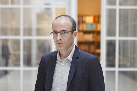 Yuval Noah Harari -Foto: Action Press
