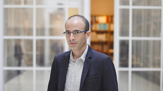 Yuval Noah Harari -Foto: Action Press