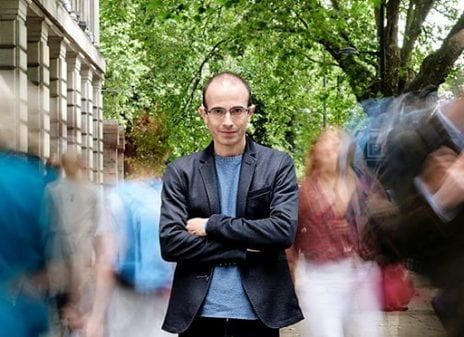 Yuval Noah Harari's new book to cover global warming, God and nationalism