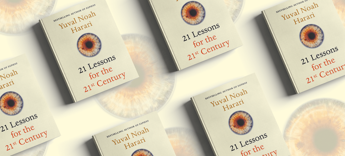 「21 lessons for 21st century」の画像検索結果