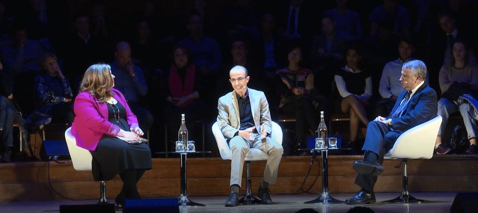 Yuval Noah Harari on the future of Humanity