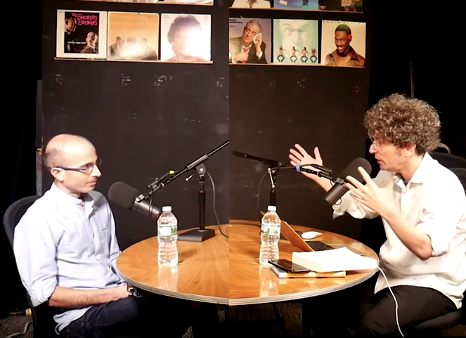 Yuval Noah Harari on James Altucher Podcast