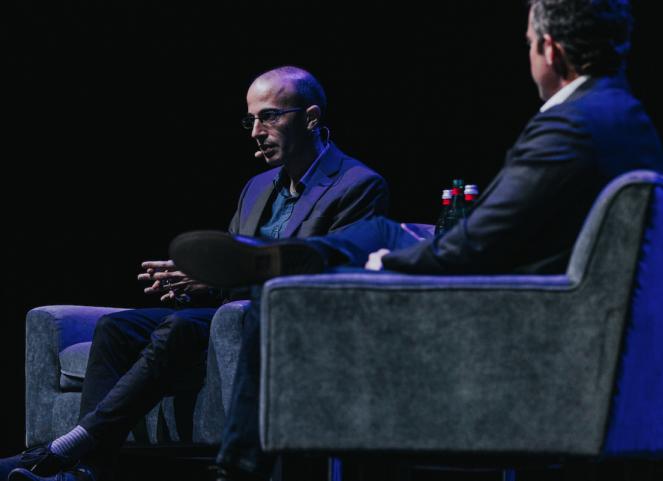 Sam Harris Podcast - Yuval Noah Harari